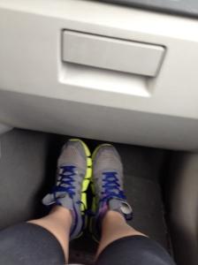 My kicks...