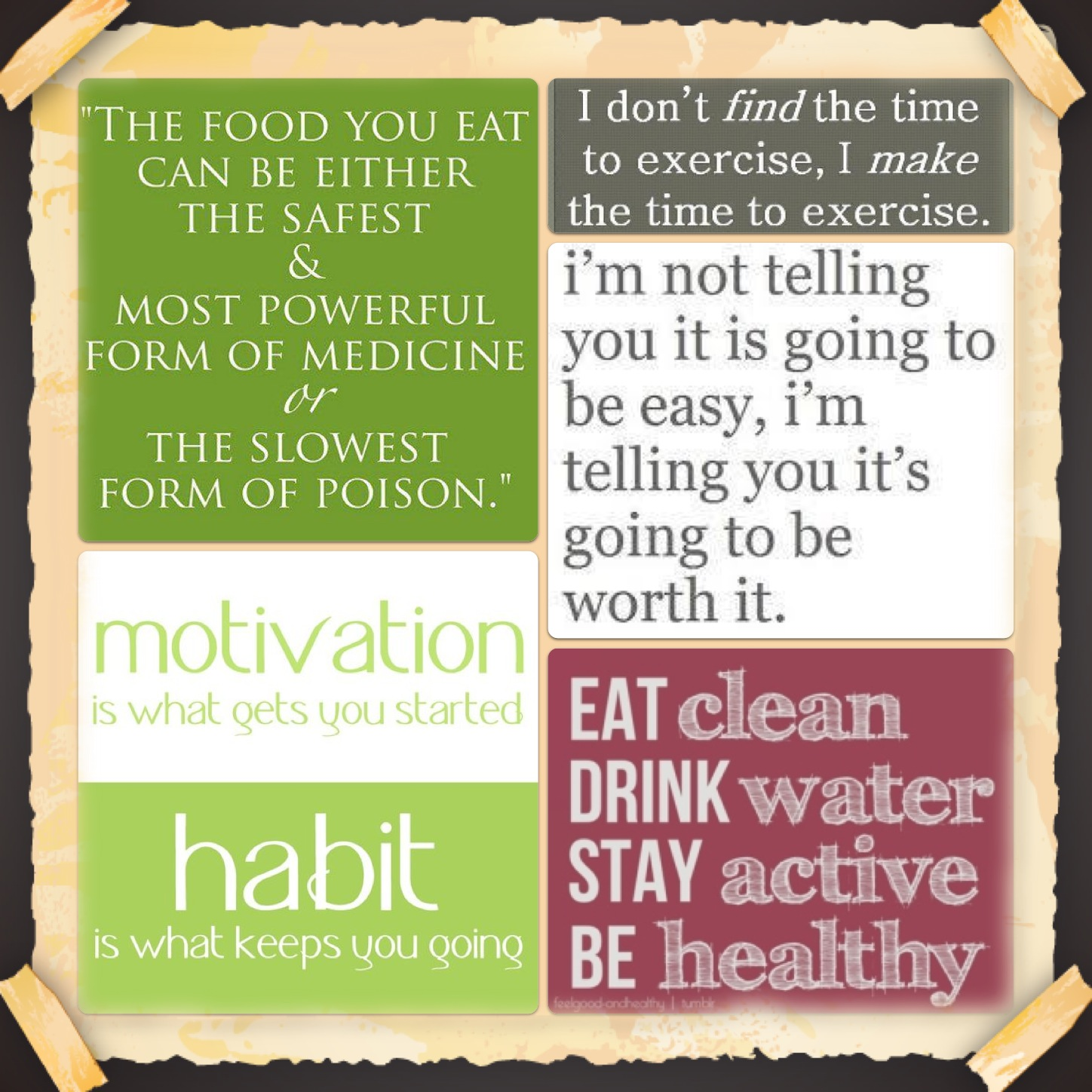 Motivational Quotes Healthy Eating: A Topnotch WordPress.com Site